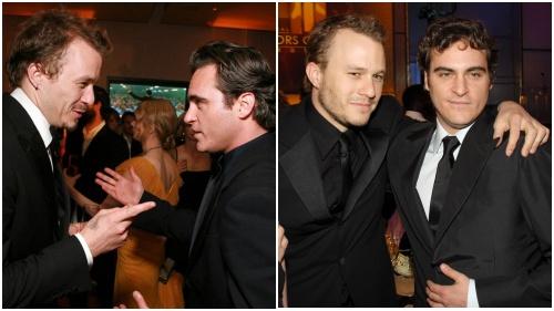 Joaquin Phoenix nhận tượng vàng Oscar, khoảnh khắc chạm mặt giữa hai 'Joker' được rần rần chia sẻ lại