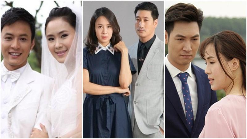 Hồng Diễm: Đóng vỏn vẹn 4 phim, hái quả ngọt với 'ngôi sao Khuê' của 'Hoa hồng trên ngực trái'