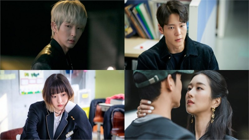 Trend 'điên nữ', 'khùng nam' trên màn ảnh Hàn năm nay: càng điên khùng phim lại càng hot