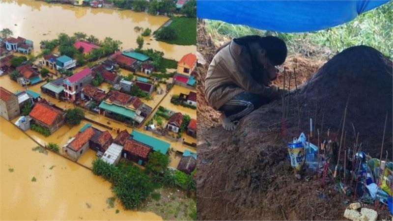 Thương nhiều khúc ruột miền Trung: Cơn bão mạnh đánh vào một quốc gia kiên cường