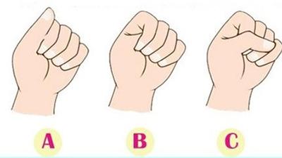 Trắc nghiệm: Cách nắm tay tiết lộ những điều cực chuẩn về tính cách, công việc của bạn