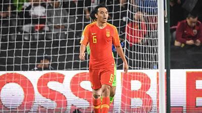 Cầu thủ Trung Quốc lần đầu lên tiếng sau khi bị tố 'bán độ' tại Asian Cup 2019
