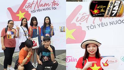 'Việt Nam tôi' - Sự kiện ấn tượng dịp lễ 30/4 đang khiến giới trẻ rần rần check-in