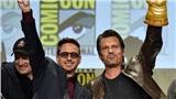 Dàn sao Avengers hào hứng hát Happy Birthday, nhìn biểu cảm của Robert Downey cứ tưởng sinh nhật Iron Man, ngờ đâu là Thanos