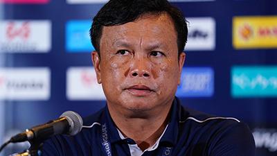 HLV ĐT Thái Lan Sirisak Yodyardthai: 'Tôi không chấp nhận thất bại và không chấp nhận bóng đá Thái Lan đứng thứ 2'