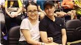 Hot beauty blogger Giang Ơi cùng chồng xem trận derby Sài Gòn mãn nhãn: 'Mê mẩn những lần Martin úpbóng vào rổ'