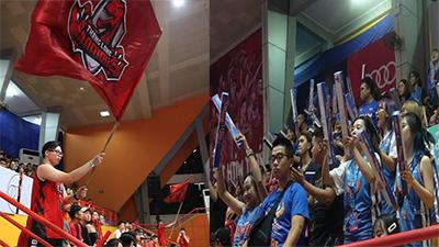 Derby Thang Long Warriors và Hanoi Buffaloes: Không chỉ kịch tính trên sân đấu mà còn gay cấn ở khán đài