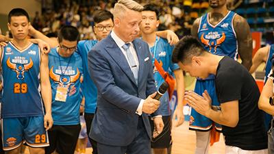 Hành trình 4 năm của HLV Todd Purves với bóng rổ Việt Nam: Vinh quang và tiếc nuối