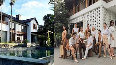 Mục sở thị những biệt thự hot nhất tại Hà Nội không thể bỏ qua vào mùa hè này
