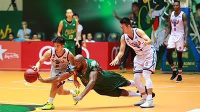 Nỗ lực tột cùng, Hanoi Buffaloes vẫn gục ngã trước nhà đương kim vô địch
