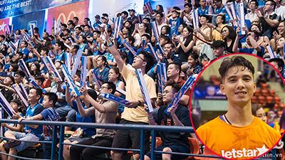 MVP Henry Nguyễn: 'Cổ động viên của Hanoi Buffaloes là tuyệt vời nhất trên thế giới'