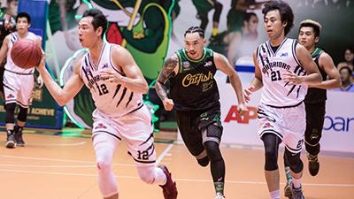 Quật ngã Cantho Catfish, Thang Long Warriors giành lợi thế sau trận đầu Playoffs