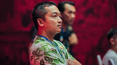 Ông bầu Nguyễn Hoài Nam thừa nhận chiến thắng của Cantho Catfish có một phần may mắn
