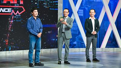 MC Lại Văn Sâm bênh vực ra mặt khi Shark Hưng bị nghi 'đá đểu' ứng viên mới ra trường đã có 16 năm kinh nghiệm