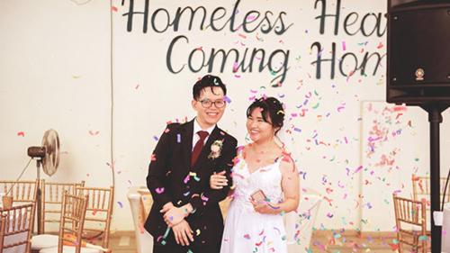Đám cưới với dàn khách mời đặc biệt khiến ai cũng đi từ ngạc nhiên tới xúc động