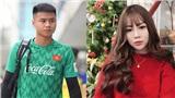 Thủ môn Văn Toản khiến dân tình 'phát hờn' khi bày tỏ tình cảm 'ngọt gắt' với bạn gái trên mạng xã hội
