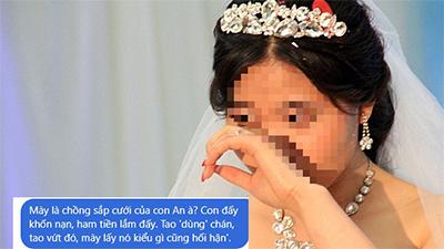 Trước hôn lễ, người yêu cũ của cô dâu nhắn tin: 'Mày sẽ hối hận vì cưới nó', chú rể bình tĩnh đanh thép 'đánh nhanh dẹp gọn' khiến kẻ thứ 3 phải nể mà rút lui