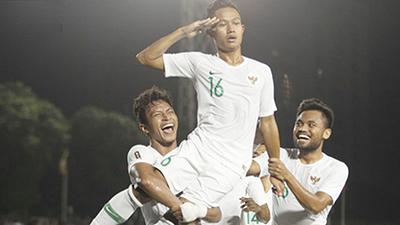 U22 Indonesia được đề cử là Đội tuyển hay nhất năm 2019 vì 'đá cho Việt Nam phải run sợ'