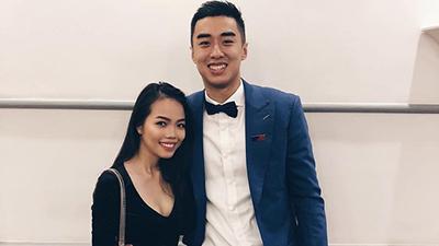Nút kết bạn trên facebook và mối tình đẹp của chàng 'hot boy' bóng rổ