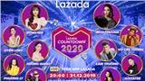 Đại nhạc hội Lazada Countdown 2020 -Sự kiện không thể bỏ lỡ dịp Tết Dương lịch