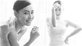 Trương Bá Chi lộ ảnh cưới, đang chuẩn bị tiến hành hôn lễ với bạn trai là diễn viên nổi tiếng?