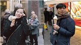 Rộ nghi vấn Công Phượng hẹn hò với gái xinh RMIT, check-in cùng nhau cả tháng trời ở châu Âu