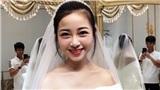 Văn Đức khoe ảnh vợ diện váy cưới với caption 'lịm tim', nhưng mặt mộc của Nhật Linh mới là điều khiến nhiều người mơ ước
