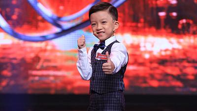 Bố cậu bé thần đồng trong Siêu trí tuệ Việt Nam: 'Mong con luôn được sống đúng với lứa tuổi'