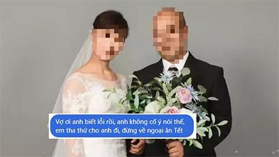 Mẹ vợ 'xin phép' con rể về quê sớm thì bị trách: 'Mẹ trốn việc thì có' nhưng phản ứng quyết liệt của cô vợ đã khiến anh chồng lạy lục xin lỗi