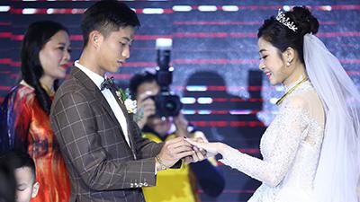 Đến nhà gái muộn, lễ xin dâu của Văn Đức - Nhật Linh diễn ra 'nhanh như chớp' trong vỏn vẹn 10 phút