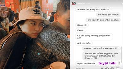Hà Trúc và bạn trai cơ trưởng trẻ nhất Việt Nam khiến hội ế 'phát hờn' với khoảnh khắc ngôn tình như phim