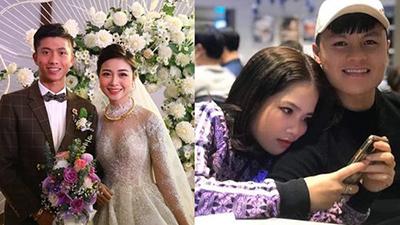 Hóa ra vợ Phan Văn Đức chính là chị em hàng xóm thân thiết của bạn gái mới Quang Hải: Trái đất tròn là đây chứ đâu!