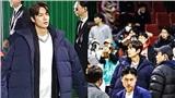 Lee Min Ho cực bảnh trai, trổ tài ném bóng rổ 'điêu luyện' trên phim trường phim mới của biên kịch 'Người thừa kế'