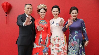 Bố Quỳnh Anh: 'Trao con gái cho Duy Mạnh thì tôi khóc vì quá nghẹn ngào'