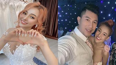 Chính chủ up ảnh đám cưới lên facebook, Ngân 98 - Lương Bằng Quang vẫn khiến dân mạng ngơ ngác không biết giả hay thật