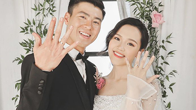 Duy Mạnh tiết lộ chuyện làm chồng: 'Quỳnh Anh giận thì tôi chủ động làm hoà'