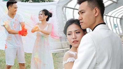 Cặp đôi chưa yêu đã có ảnh cưới, lần đầu hẹn hò đầu tiên là đưa nhau vào... phòng khám