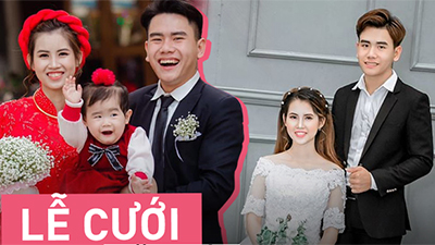Đám cưới chào đón một khách mời 'đặc biệt', cặp đôi dâu rể cũng phải bó tay vì những 'chiêu trò' của vị khách ham vui