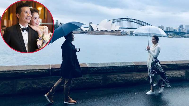 Vợ chồng Shark Hưng kỷ niệm 2 năm ngày cưới trong mùa dịch COVID-19 bằng loạt ảnh tình tứ mặn nồng