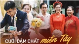 Câu chuyện đằng sau bộ ảnh cưới có đến 48 nghìn like của cặp đôi Đen - Đang: Vẻ đẹp đậm chất miền Tây cùng chuyện tình gắn liền với giàn hoa giấy trước nhà!