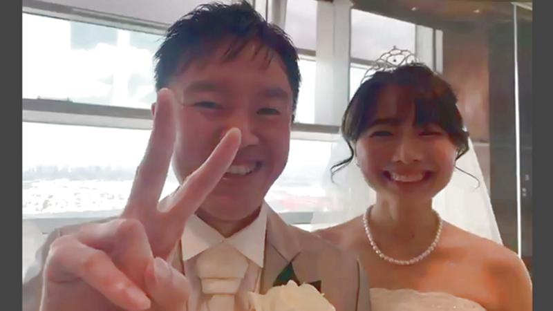 'Cái khó ló cái khôn' là đây: Cặp đôi Việt - Nhật tổ chức đám cưới theo cách có 1-0-2, khách mời đông đủ ai cũng vui tươi, phần khởi