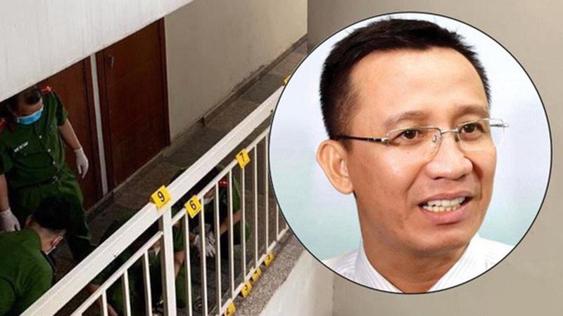 Tìm được đoạn camera ghi hình Tiến sĩ Bùi Quang Tín trước khi tử vong