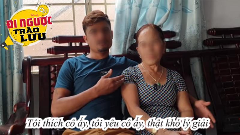 Cô dâu 65 lấy chồng trẻ ngoại quốc 24 tuổi: Bạn không tin không có nghĩa là người ta giả tạo