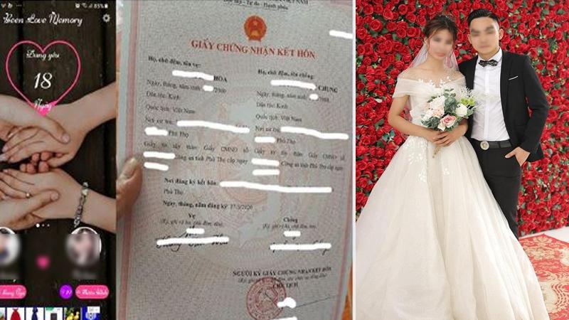 Vụ 'lật kèo' hủy hôn của cặp đôi yêu nhau 18 ngày: Thực hư chuyện chú rể 'cắm sừng' ngay tại nhà gái trước đám cưới