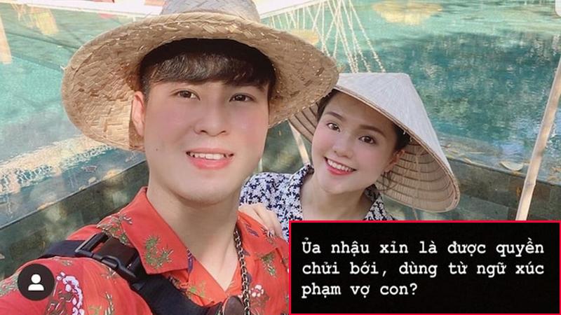 Quỳnh Anh trách móc Duy Mạnh nhậu say về chửi vợ con?