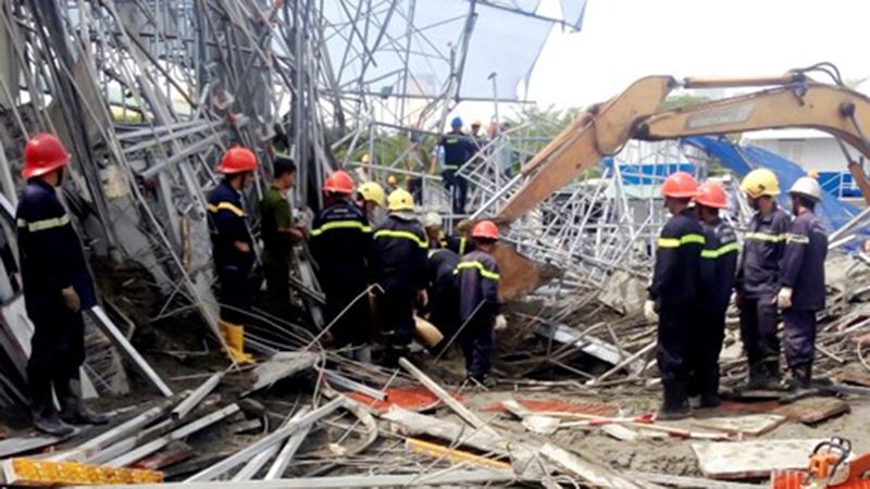 Nhìn lại những vụ sập công trình kinh hoàng: Nhiều người đã bỏ mạng nhưng nỗi lo mất an toàn lao động vẫn hiện hữu