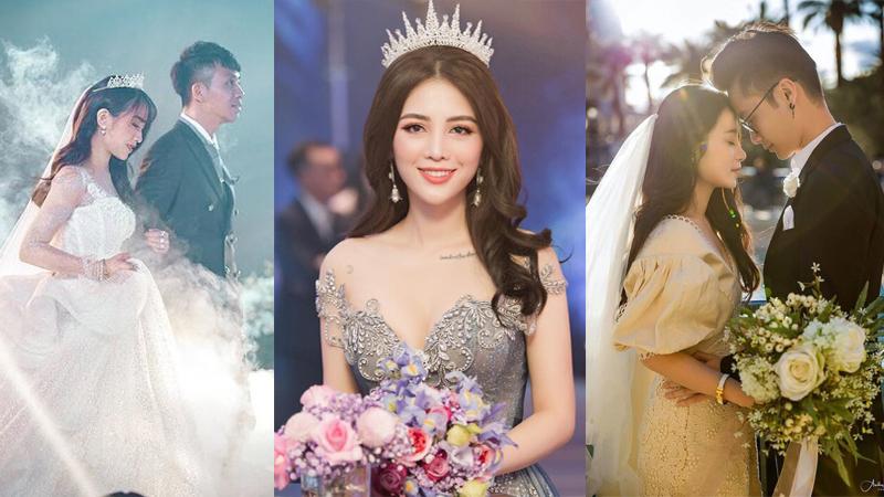 Sau một năm tổ chức đám cưới 'khủng', cuộc sống của dàn rich kid Việt bây giờ ra sao?