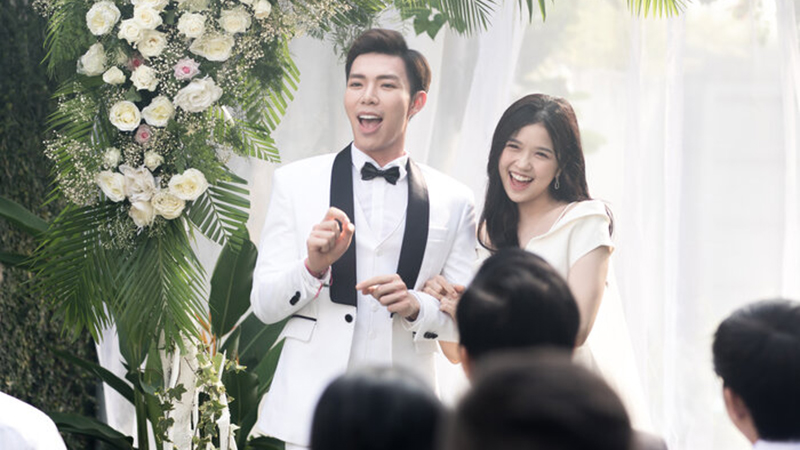 'Đám cưới' của ERIK đạt tới thành tích cao nhất nào?