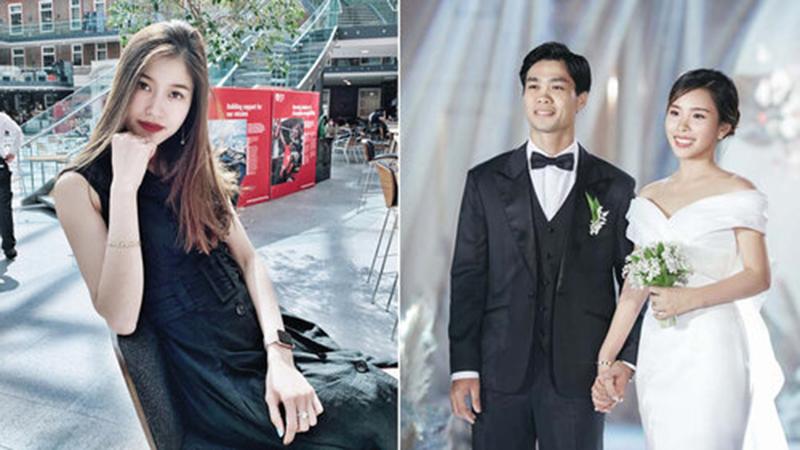 Vóc Đỗ - nàng WAGs giàu có, xinh đẹp nói gì về hôn lễ hoành tráng nhưng kín tiếng của Công Phượng và Viên Minh?