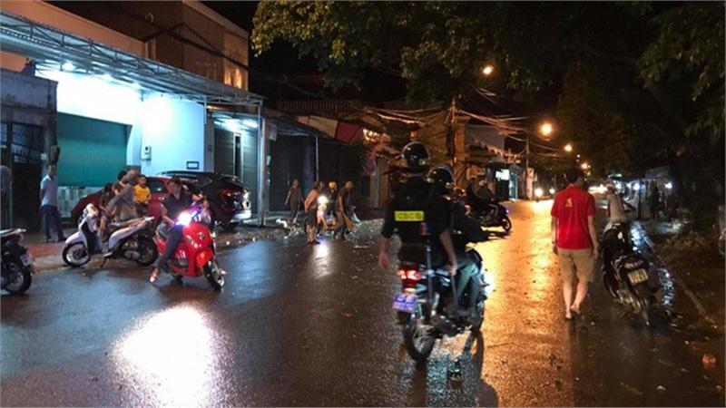 Hàng chục thanh niên hỗn chiến, gây náo loạn đường phố